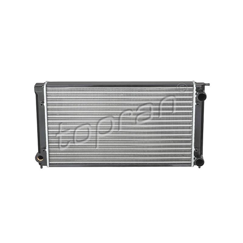Radiateur, refroidissement du moteur TOPRAN [103 384]