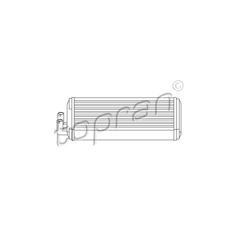 Système de chauffage TOPRAN [103 705]