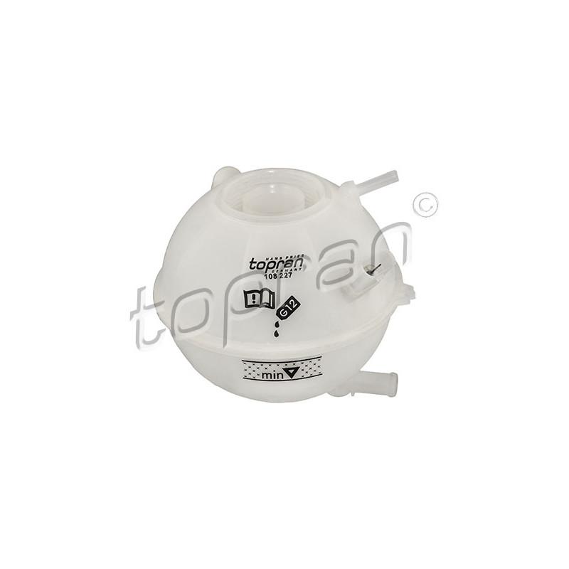 Vase d'expansion, liquide de refroidissement TOPRAN [108 227]