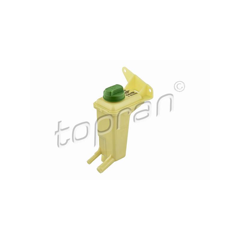 Vase d'expansion l'huile hydraulique, direction assistée TOPRAN [110 689]