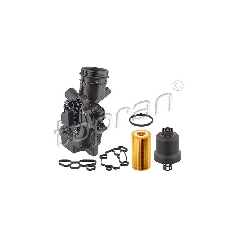 Boîtier, filtre à huile TOPRAN [116 904]