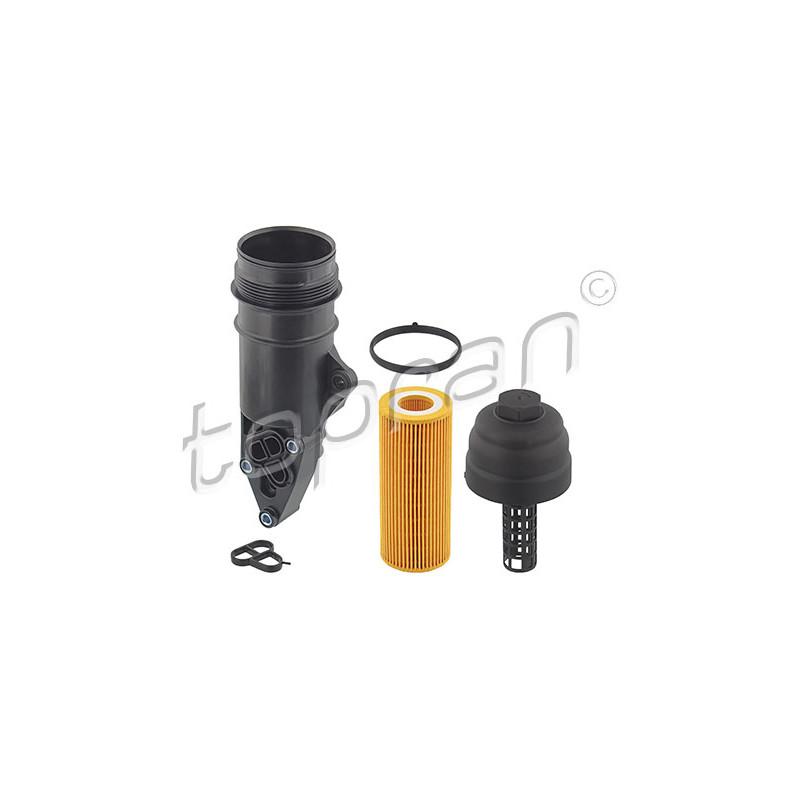 Boîtier, filtre à huile TOPRAN [117 296]