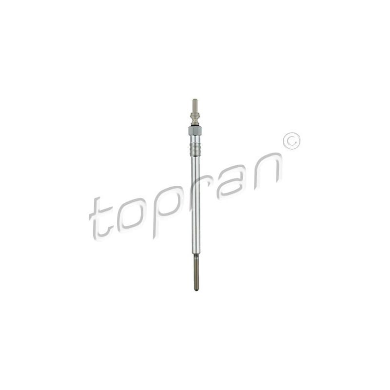 Bougie de préchauffage TOPRAN [207 143]