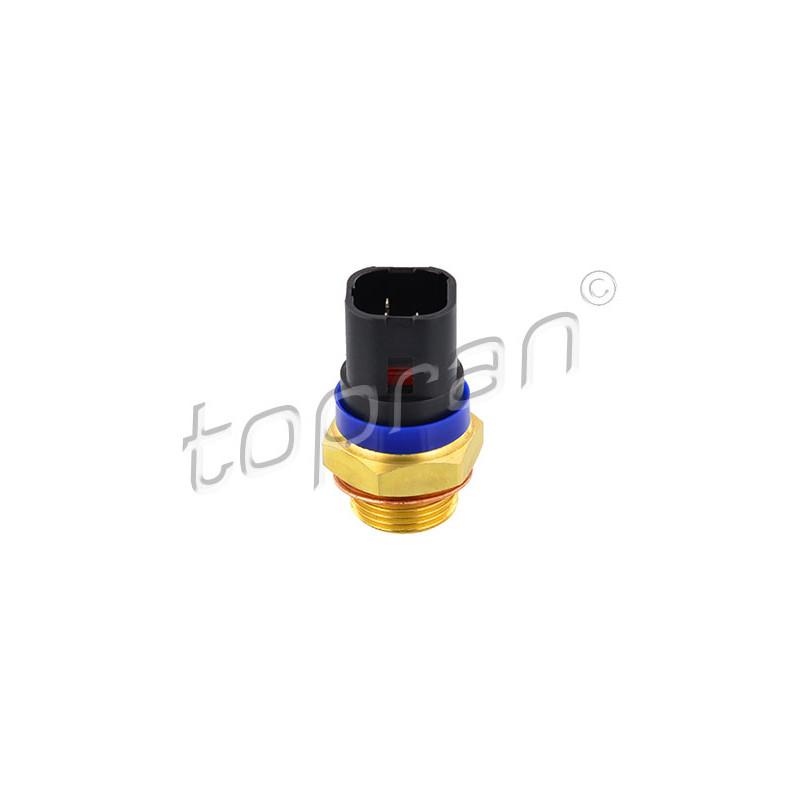 Interrupteur de température, ventilateur de radiateur TOPRAN [207 627]
