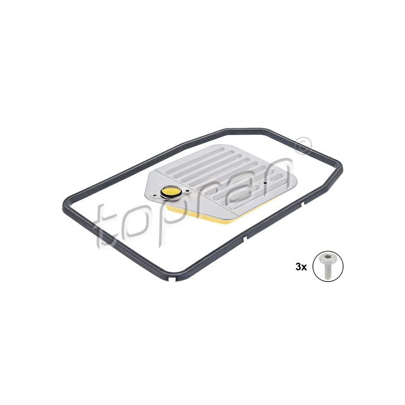 Kit de filtre hydraulique, boîte automatique TOPRAN [502 745]