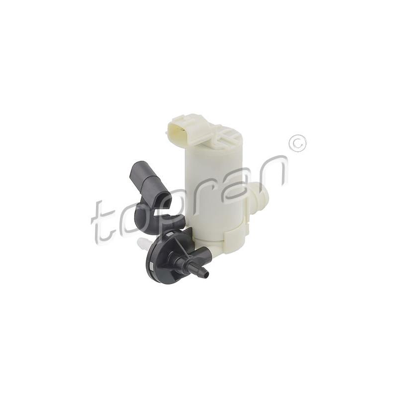 Pompe d'eau de nettoyage, nettoyage des vitres TOPRAN [600 441]