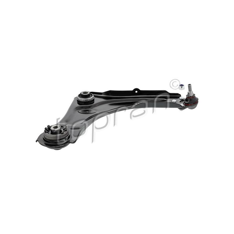 Bras de liaison, suspension de roue avant droit (à l'unité) TOPRAN TOPRAN [629 721]
