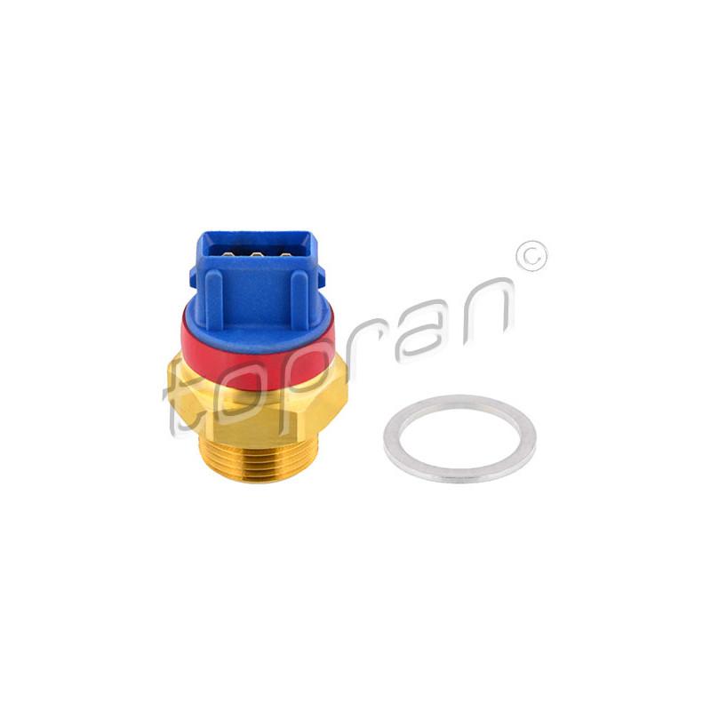 Interrupteur de température, ventilateur de radiateur TOPRAN [720 171]
