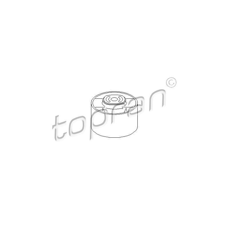 Support moteur TOPRAN [720 183]