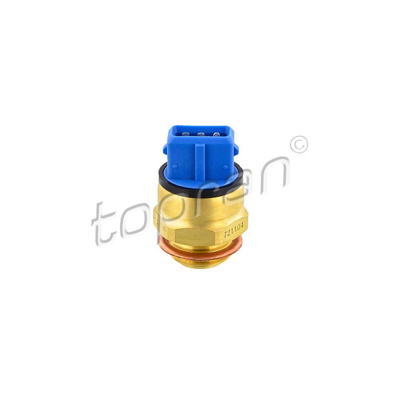 Interrupteur de température, ventilateur de radiateur TOPRAN [721 104]