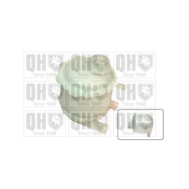 Vase d'expansion, liquide de refroidissement QUINTON HAZELL [QVE507]