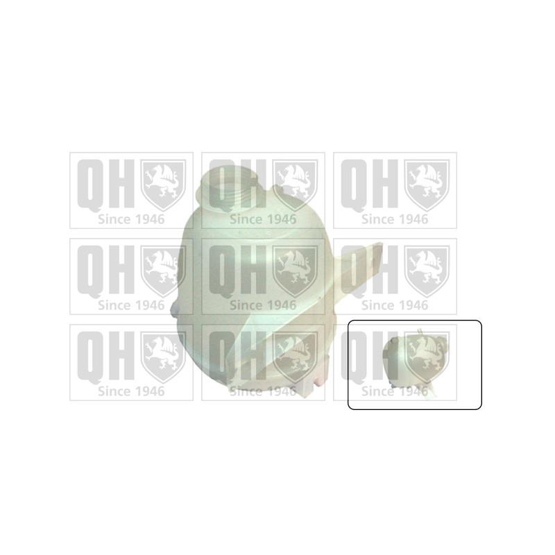 Vase d'expansion, liquide de refroidissement QUINTON HAZELL [QVE539]