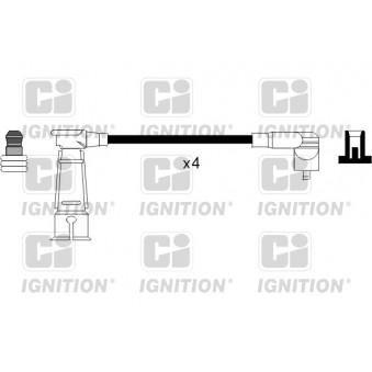Kit de câbles d'allumage QUINTON HAZELL XC914 pour ALFA ROMEO 33 1,7 i - 105cv