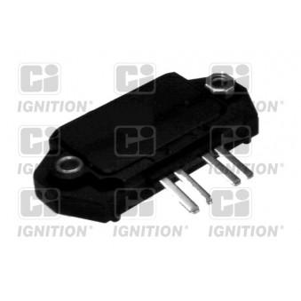 Appareil de commande, système d'allumage QUINTON HAZELL XEI3 pour ALFA ROMEO 33 1,7 QV - 114cv