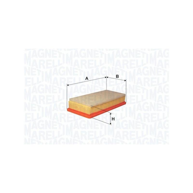 Filtre à air MAGNETI MARELLI [153071762404]