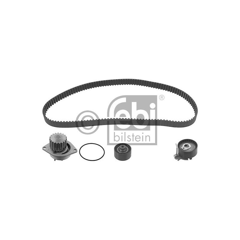 kit de distribution pompe eau citroen c3 pluriel hb 1 6 109cv partauto. Black Bedroom Furniture Sets. Home Design Ideas