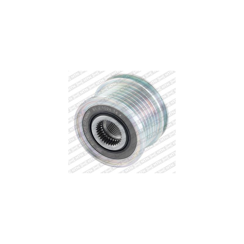 Poulie roue libre, alternateur SNR [GA750.03]