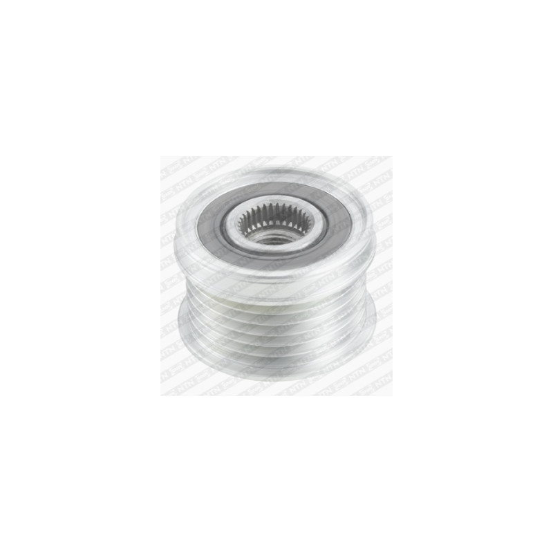 Poulie roue libre, alternateur SNR [GA754.18]