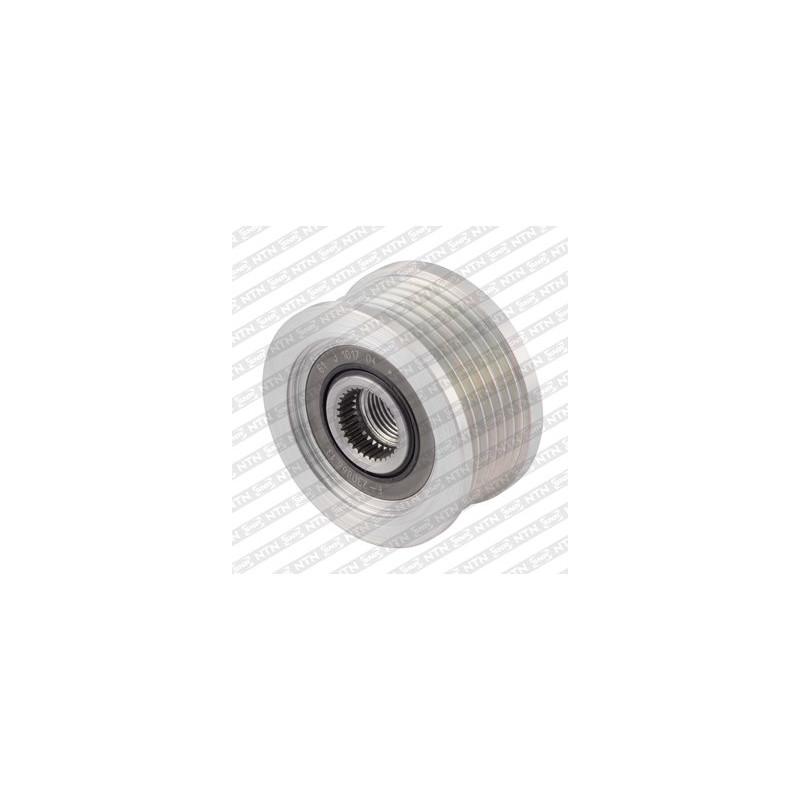 Poulie roue libre, alternateur SNR [GA758.00]