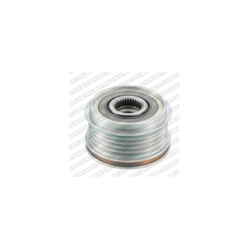 Poulie roue libre, alternateur SNR [GA765.05]