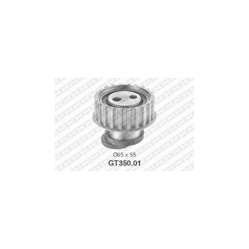 Poulie-tendeur, courroie crantée SNR [GT350.01]