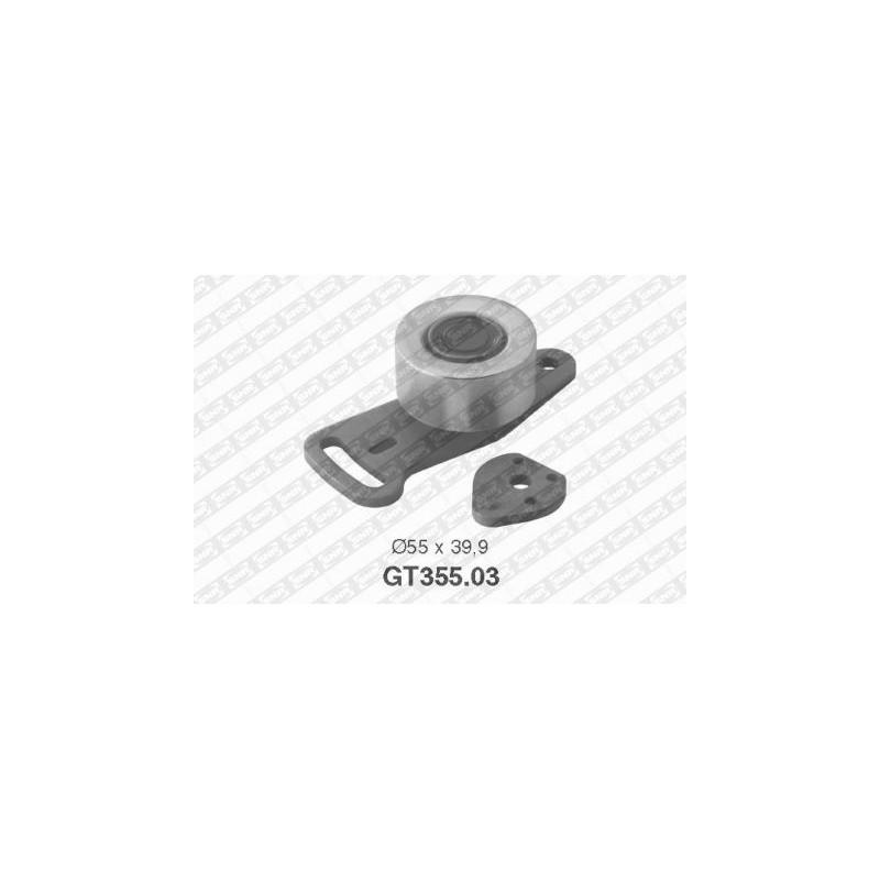 Poulie-tendeur, courroie crantée SNR [GT355.03]