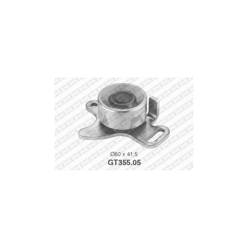 Poulie-tendeur, courroie crantée SNR [GT355.05]