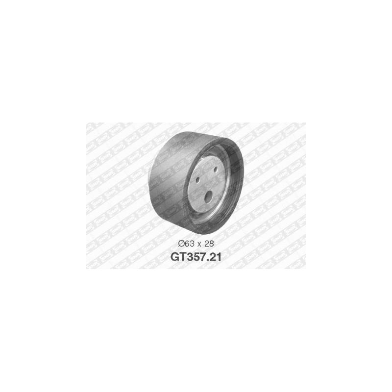 Poulie-tendeur, courroie crantée SNR [GT357.21]