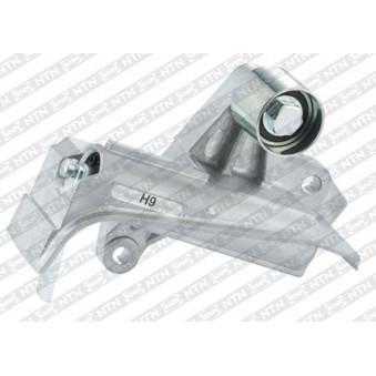 Poulie-tendeur, courroie crantée SNR GT357.43 pour SEAT EXEO 1,8 T - 150cv