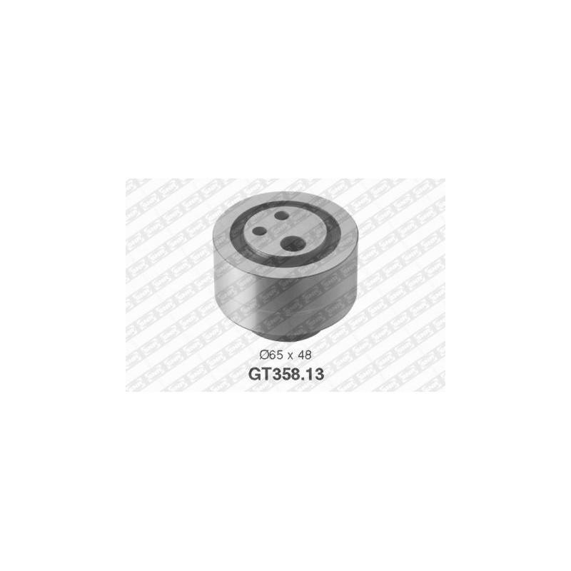 Poulie-tendeur, courroie crantée SNR [GT358.13]
