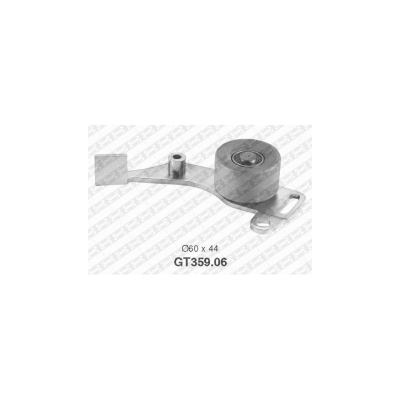 Poulie-tendeur, courroie crantée SNR [GT359.06]