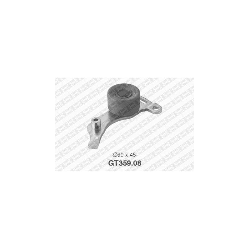 Poulie-tendeur, courroie crantée SNR [GT359.08]