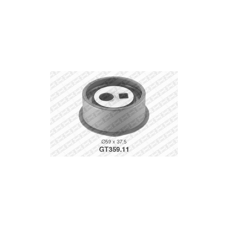 Poulie-tendeur, courroie crantée SNR [GT359.11]