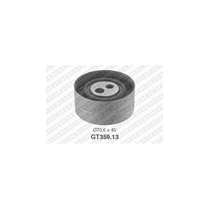 Poulie-tendeur, courroie crantée SNR [GT359.13]