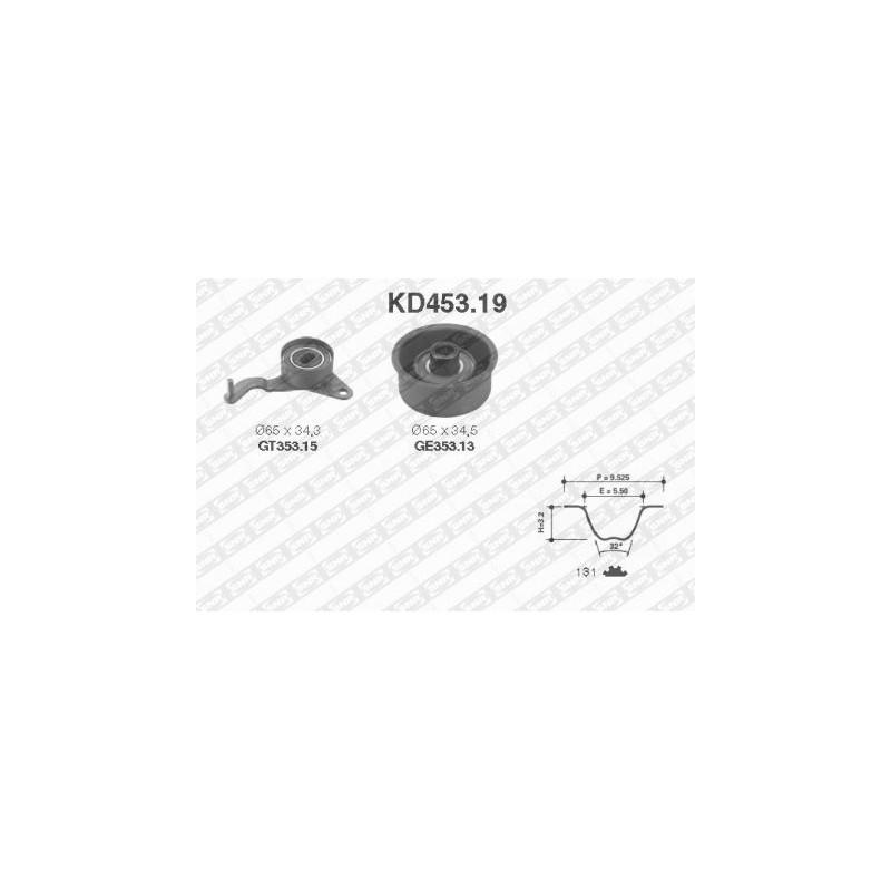 Kit de distribution SNR [KD453.19]