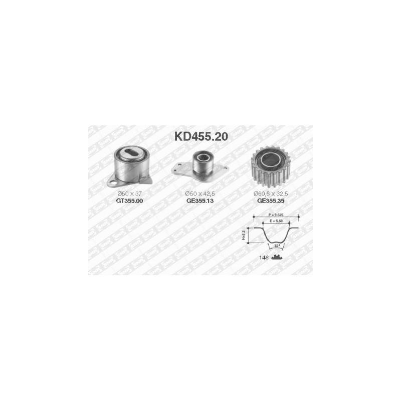 Kit de distribution SNR [KD455.20]