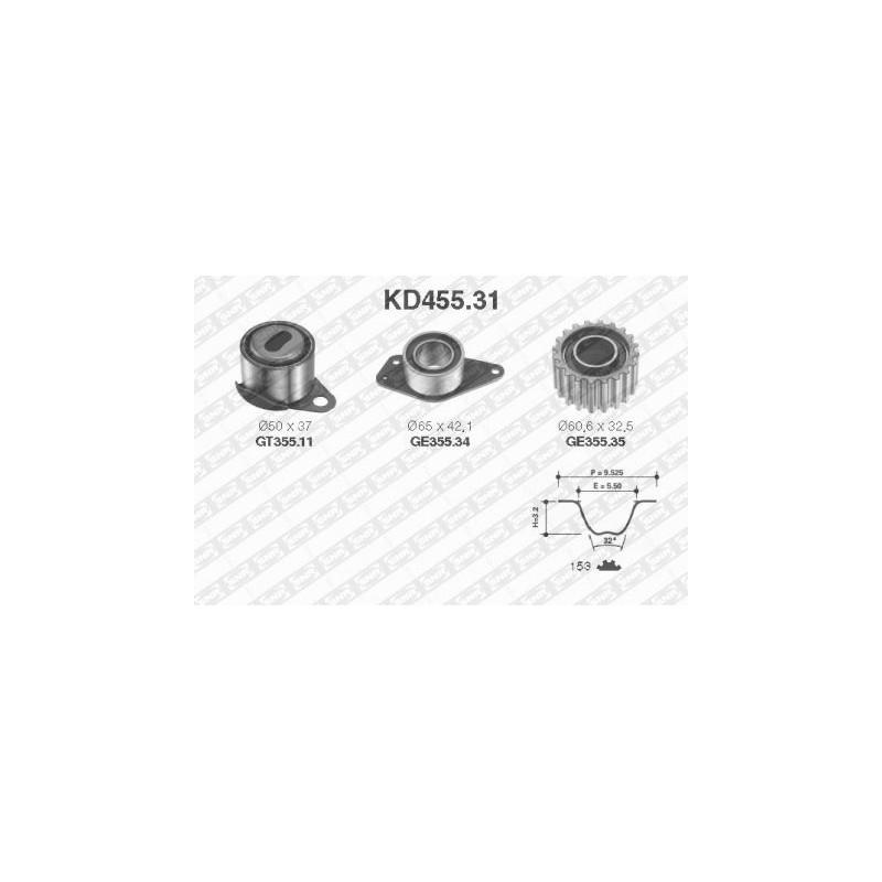Kit de distribution SNR [KD455.31]