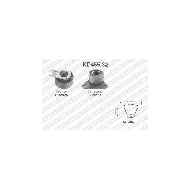 Kit de distribution SNR [KD455.32]