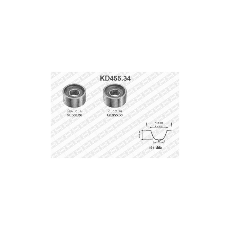 Kit de distribution SNR [KD455.34]