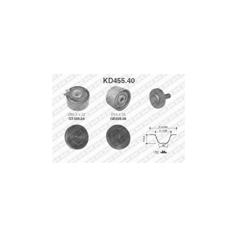 Kit de distribution SNR [KD455.40]