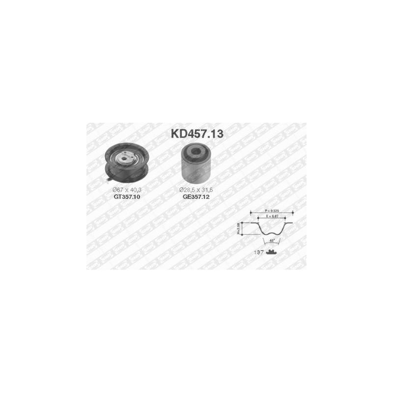 Kit de distribution SNR [KD457.13]
