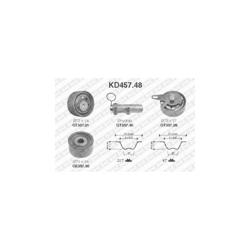 Kit de distribution SNR [KD457.48]