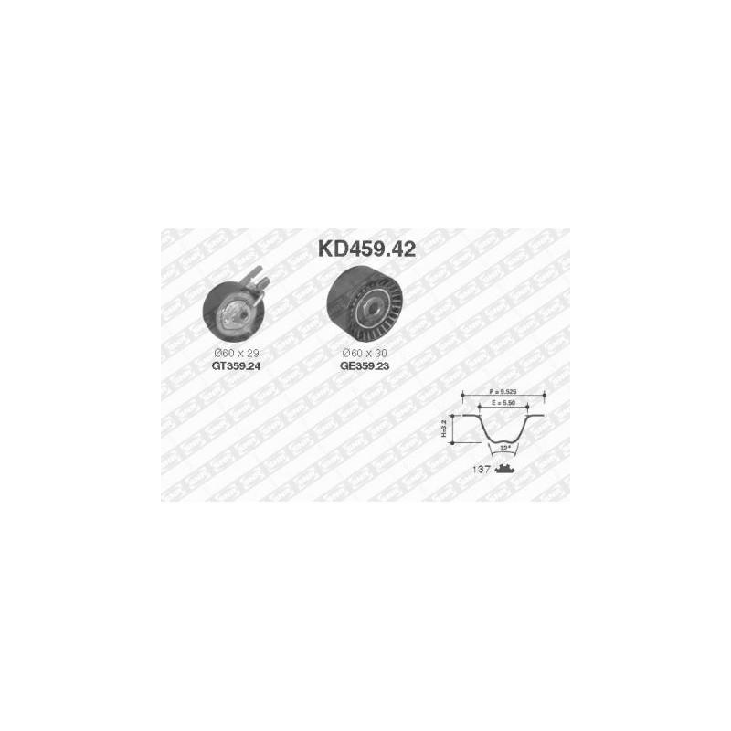 Kit de distribution SNR [KD459.42]