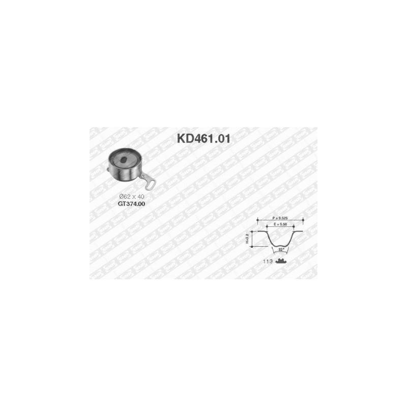 Kit de distribution SNR [KD461.01]