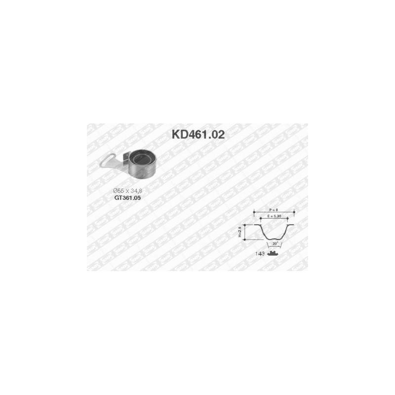 Kit de distribution SNR [KD461.02]