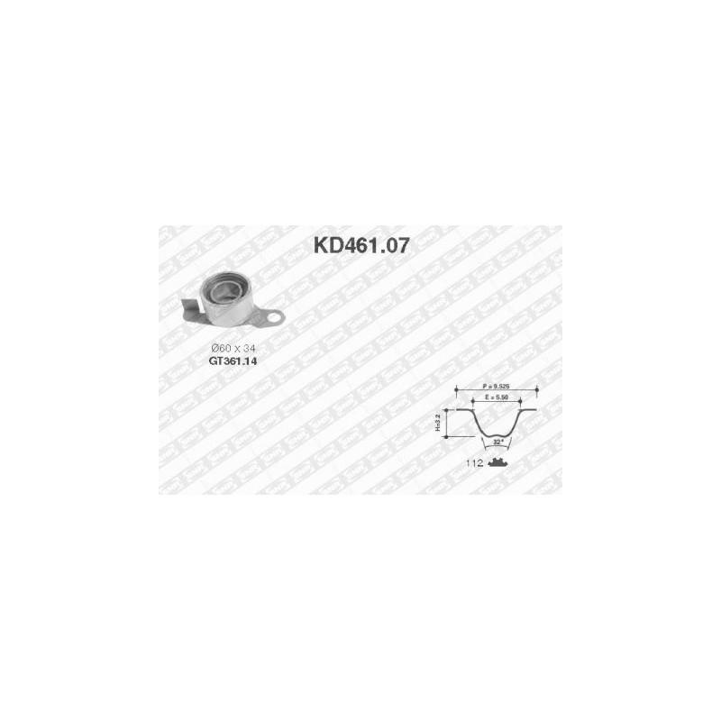 Kit de distribution SNR [KD461.07]