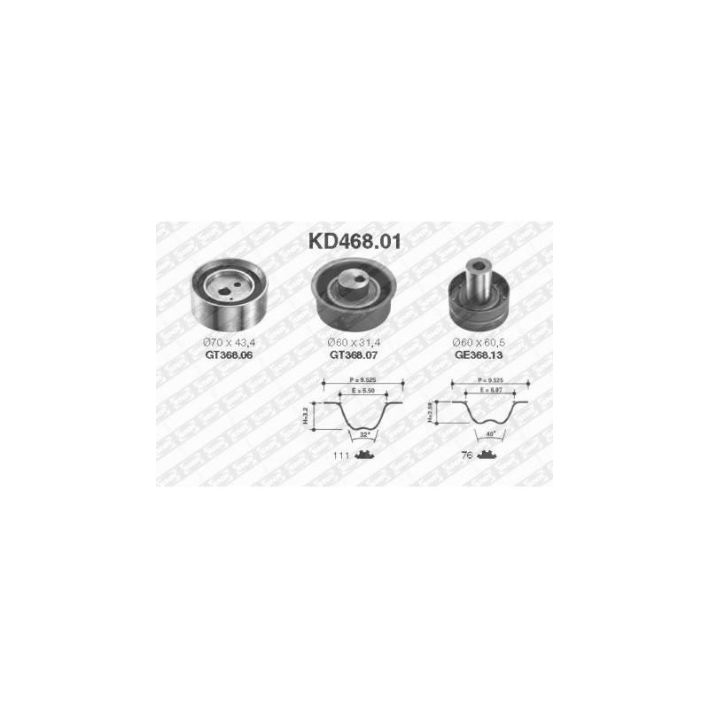 Kit de distribution SNR [KD468.01]