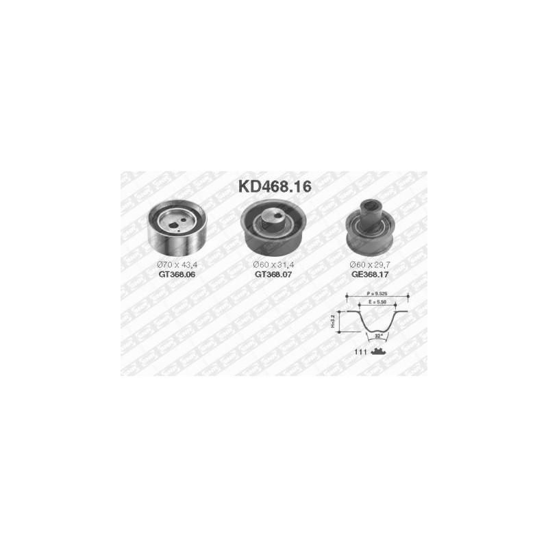 Kit de distribution SNR [KD468.16]