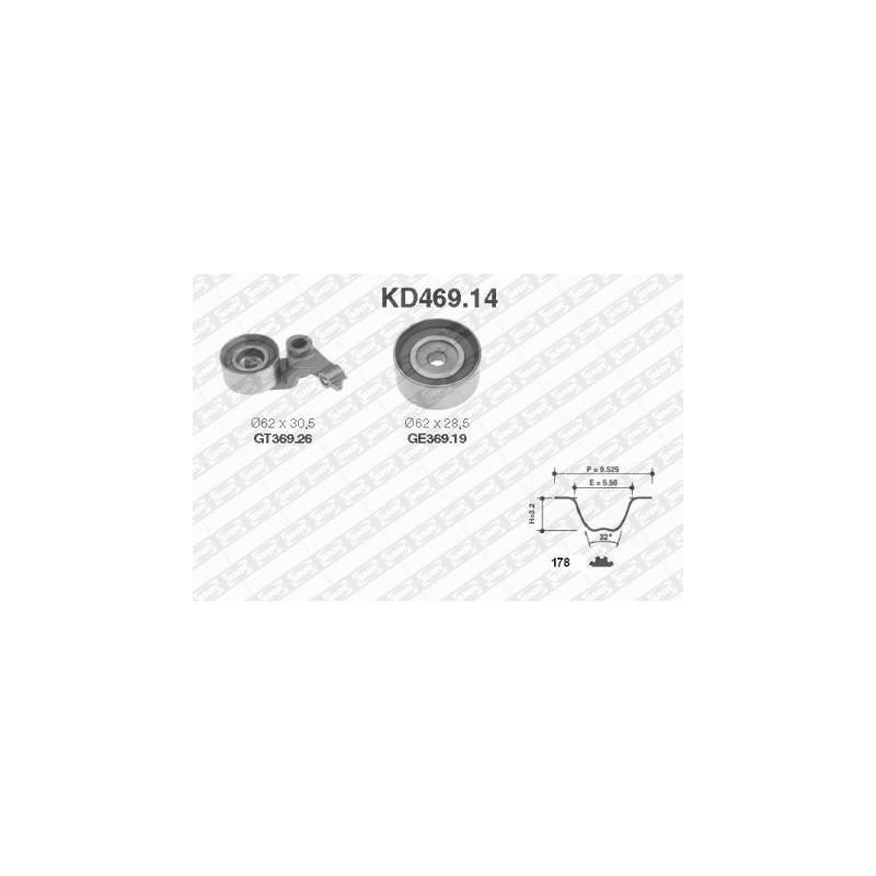 Kit de distribution SNR [KD469.14]