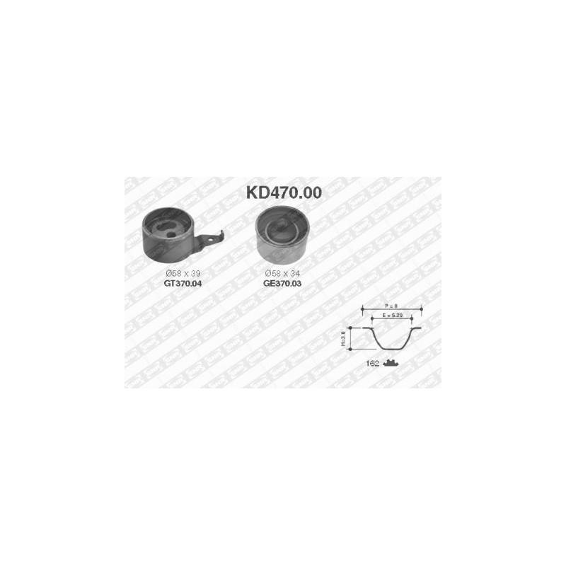 Kit de distribution SNR [KD470.00]